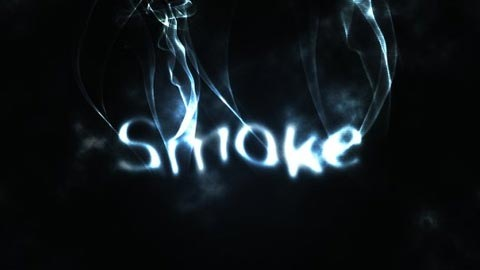 3_Smoke Type In Photoshop In 10 Steps