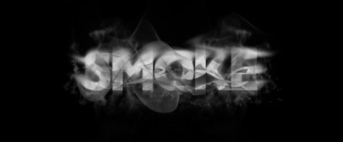 40_Create Smokey Typography in 12 Steps