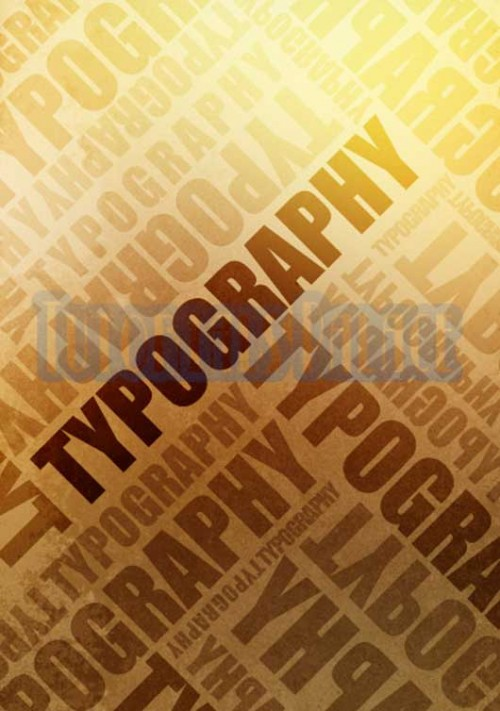 42_Create a Trendy Typographic Poster Easily in Photoshop