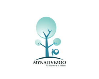 46_Zoo Logo Design