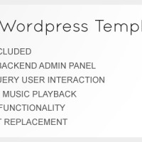 4_Music Wordpress Template For Musicians, Artists