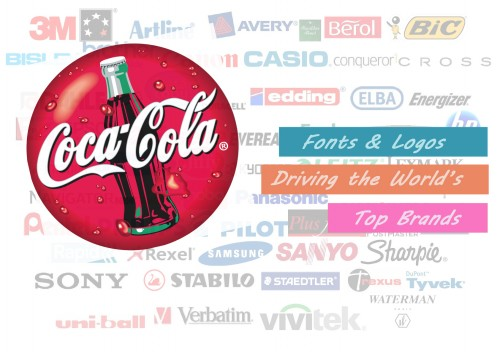 Fonts & Logos Driving the World's Top Brands