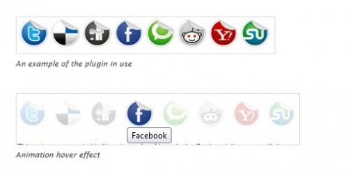 Add Social Bookmarks