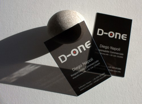 D-one Business Cards