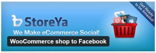 WooCommerce Shop to Facebook