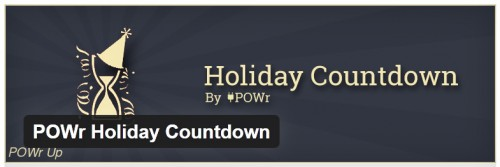 POWr Holiday Countdown