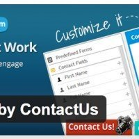 Contact Form by ContactUs