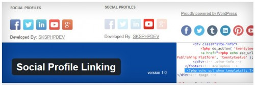Social Profile Linking