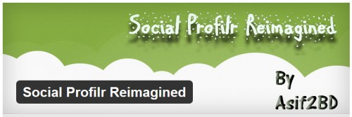 Social Profilr Reimagined