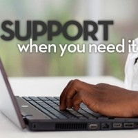 Reliable Support Service with Your Website