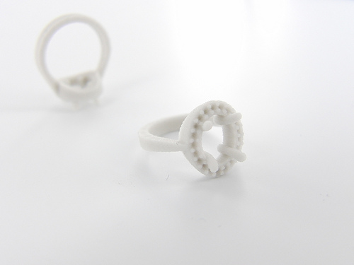 3D Printing Revolutionizing Jewelry Design