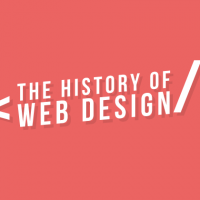 History of Web Design Industry