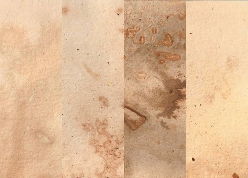 Free Tea-Stained Paper Textures