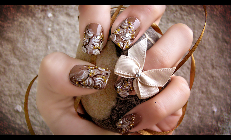 30 Captivating Nail Art Designs
