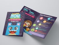 25 Creative Examples of Brochure Design Ideas