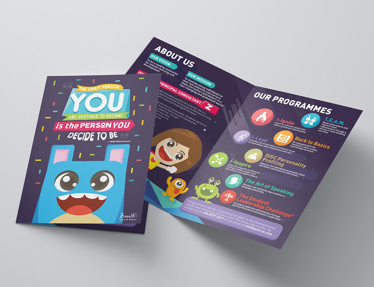 25 Creative Examples of Brochure Design Ideas - DesignCoral
