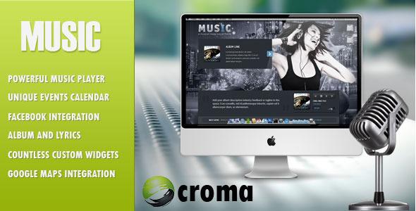 15 Best Music WordPress Themes