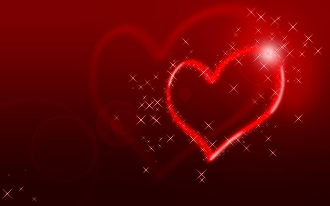 40 breathtaking heart shaped wallpapers - designcoral