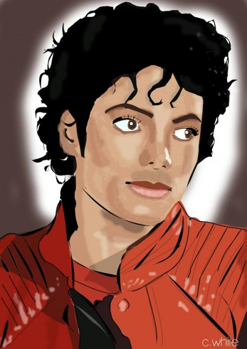 Amazing Celebrity Vector Illustration
