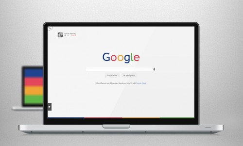 Google - Redesign Concept