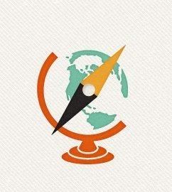 20 Creative Compass Logo Design Examples
