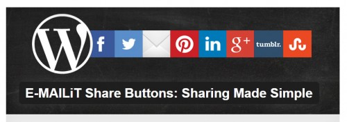 E-MAILiT Share Buttons