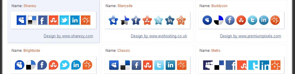 13 Good Social Bookmarks WordPress Plugins