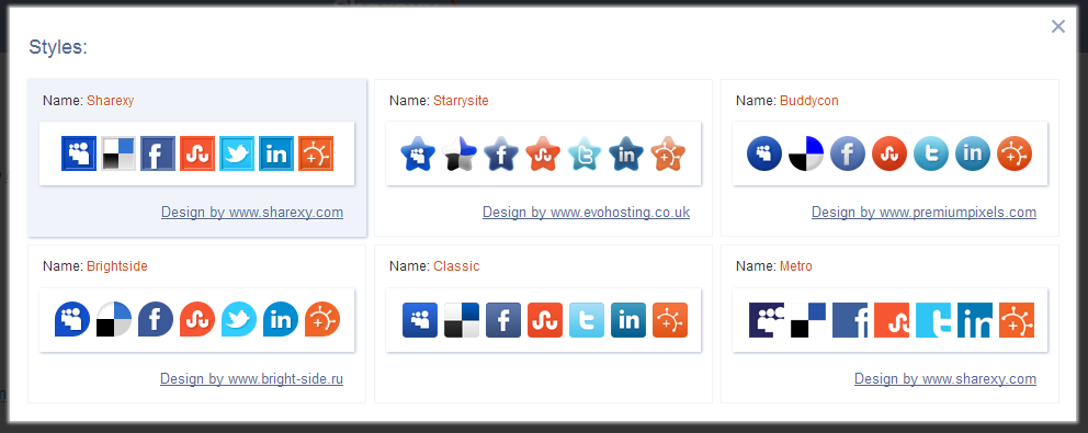 13 Good Social Bookmarks WordPress Plugins