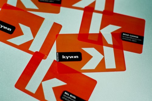Kyvon Business Cards