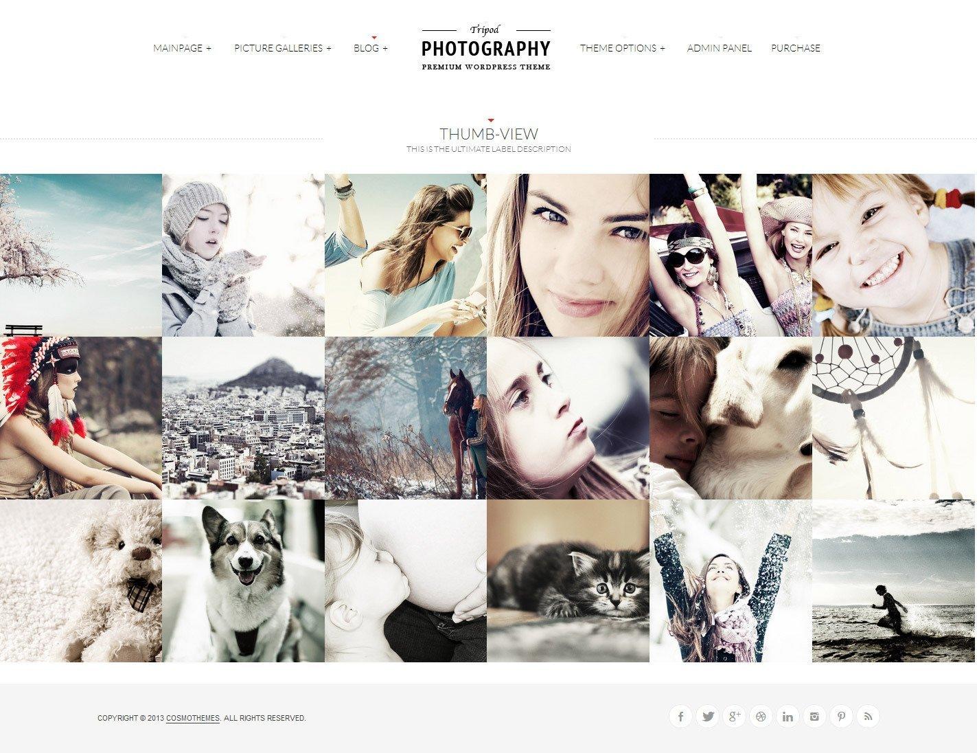 wp photography theme - Boat.jeremyeaton.co