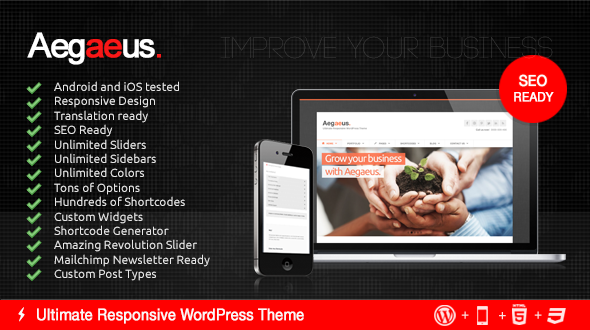 10 Professional Themes for Corporate Website