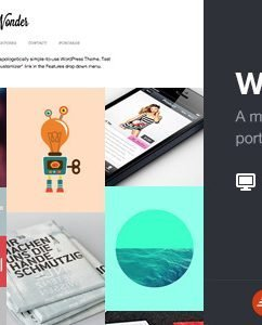 25 Best Premium WordPress Portfolio Themes