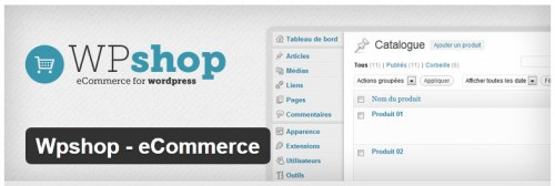 Wpshop - eCommerce