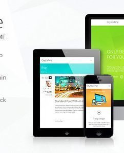 22 Fresh Isotope WordPress Themes