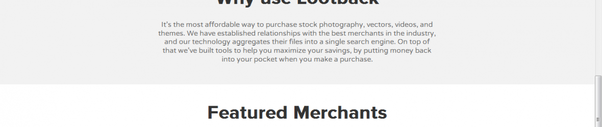 Want Discounts On Stock Files? Try Lootback