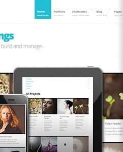 15 High Quality Full Width Themes for WordPress