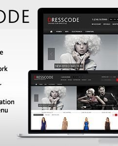 A Showcase of 13 Premium Fashion Themes