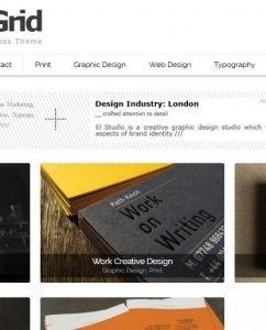 20 Free Download Portfolio WordPress Themes 2014