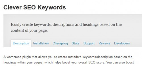 Clever SEO Keywords