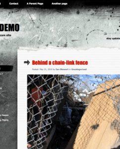 A Beautiful List of Free Grunge Style WordPress Themes