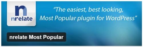 nrelate Most Popular