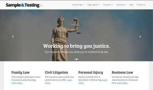 The Modern Law Firm