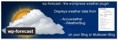 WP Forecast