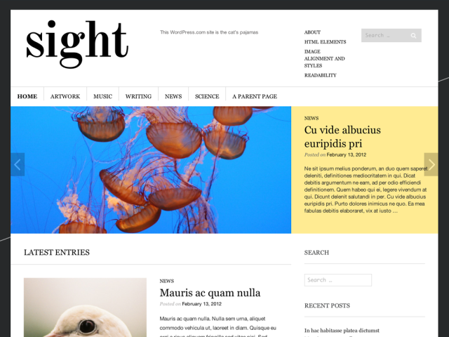 13 Excellent Free Magazine Based WordPress Themes 2015