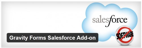Gravity Forms Salesforce Add-on