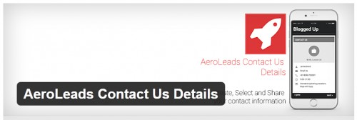 AeroLeads Contact Us Details