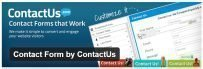 10 Useful Contact Us Form WordPress Widgets