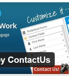 10 Useful Contact Us Form WordPress Widgets