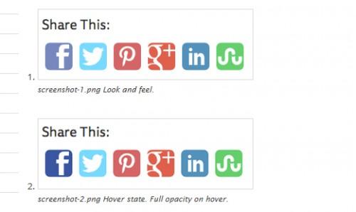 Fast & Easy Social Sharing