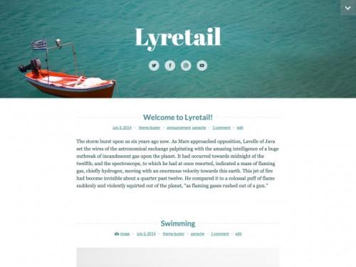 Lyretail
